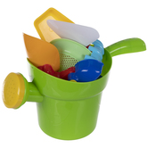 Watering Can Sand Bucket & Toys