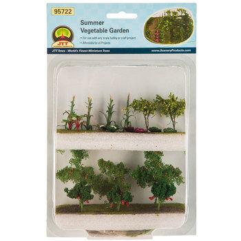 Summer Vegetable Garden Assortment