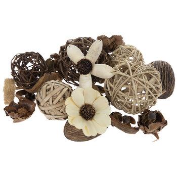 Decorative Sphere & Dried Exotics Filler