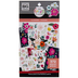 Floral Happy Planner Stickers