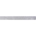 Dark Gray & White Buffalo Check Wired Edge Ribbon - 1 1/2