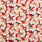 Santa Multi Cotton Fabric