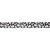 Polka Dot Daisy Grosgrain Wired Edge Ribbon - 2