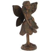 Bronze Standing Fairy