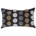 Polka Dot Tufted Pillow