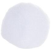 Iridescent White Snowballs - Medium