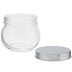 Round Glass Mason Jar - 16 Ounce