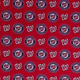 MLB Washington Nationals Cotton Fabric