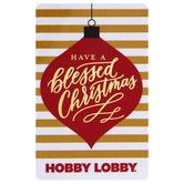 Blessed Christmas Gift Card