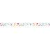 Bright Polka Dot Grosgrain Ribbon - 5/8