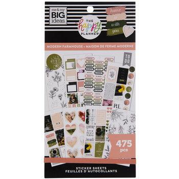 Modern Farmhouse Happy Planner Stickers