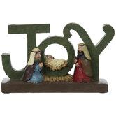 Joy Nativity