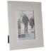 Off-White Wood Look Scoop Frame - 4