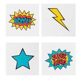 Superhero Tattoos