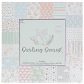 "Darling Deerest Cardstock Paper Pack - 12"" x 12"""