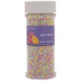Pastel Nonpareil Sprinkles