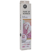 Geometric Unicorn Paint By Number Kit