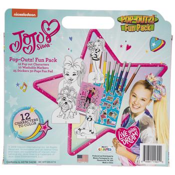 JoJo Siwa Pop-Outz Kit