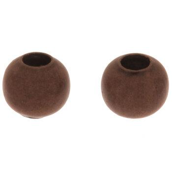 Round Metal Beads - 3.2mm