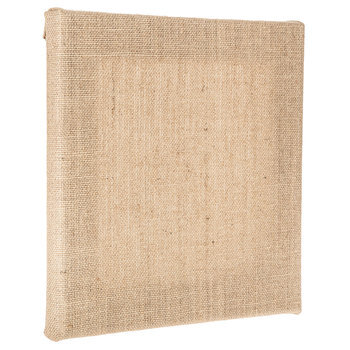 Master's Touch Burlap Blank Canvas