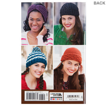 In All Caps Crochet Book