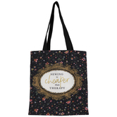 Sewing Is Cheaper Than Therapy Tote Bag