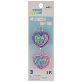 Friends Forever Friendship Charms