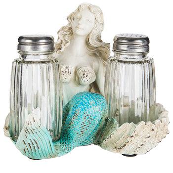 Mermaid Salt & Pepper Shakers