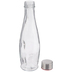 Glass Oil Bottle - 17 Ounce