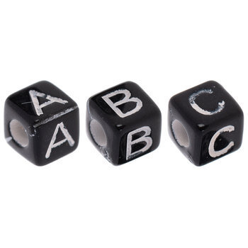 Alphabet Beads - 5mm
