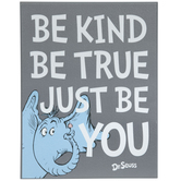 Just Be You Horton Hears A Who Wood Decor