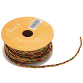 Twisted Fall Rope Ribbon - 1/8""