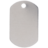 Dog Tag Blanks