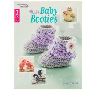 Modern Baby Booties