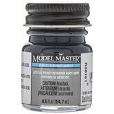 4681 Gun Metal Model Master Acrylic Paint
