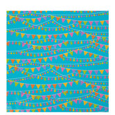 Fiesta Banners Gift Wrap