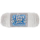 Light Gray I Love This Yarn