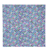 "Multi-Color Foil Scales Scrapbook Paper - 12"" x 12"""