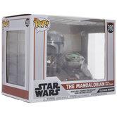 Funko Pop Star Wars The Mandalorian Figure