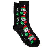 Cats & Ornaments Crew Socks