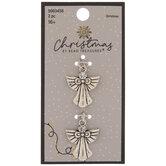 Angel Rhinestone Charms