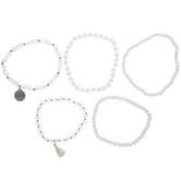 Beads Of Life Rhinestone Bracelets