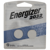 Lithium Button Cell Batteries - 2032