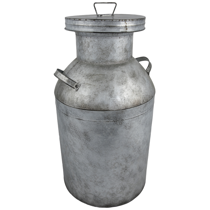 Galvanized Metal Milk Can Hobby Lobby 1405919