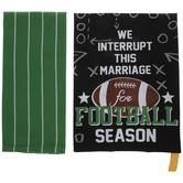 Football Season Kitchen Towels
