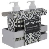 Coconut Vanilla Hand Soap & Lotion