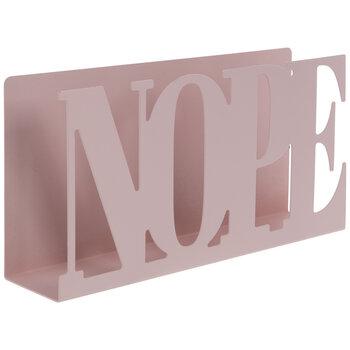 Nope Metal File Organizer