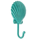 Seashell Metal Wall Hook