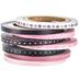 Pink & Black Washi Tape