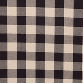 Black & Tan Sandwell Fabric